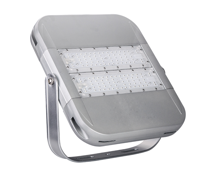High Lumen 80w Modular Design outdoor flood light fixtures