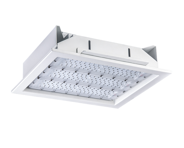120w Recessed outdoor canopy lights